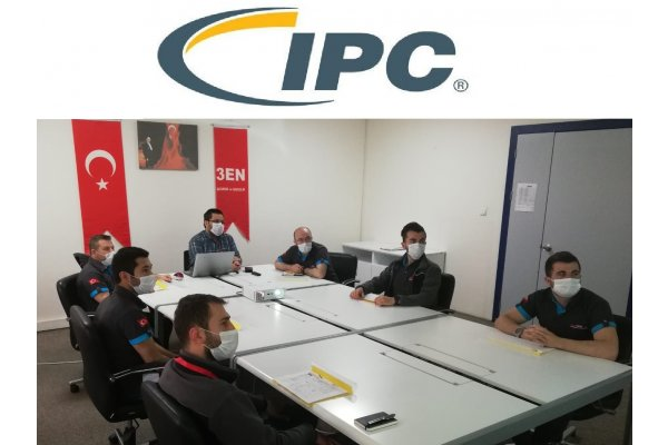IPC Eğitimimiz Tamamlandı