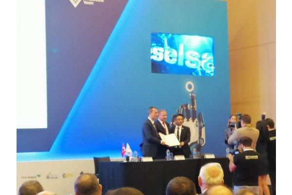 ASELSAN ile Stratejik Ortaklık Anlaşması İmzalandı